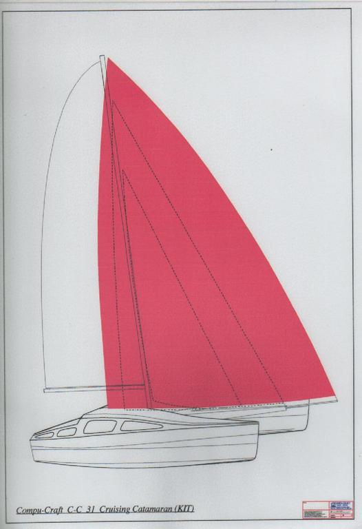 C-C 31 Sailing Catamarans 004