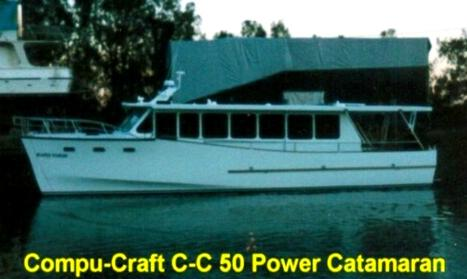 C-C 50 Power Catamaran At Launching Cropped 780